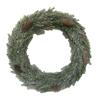 Decorate your home with wreaths of Christmas bells