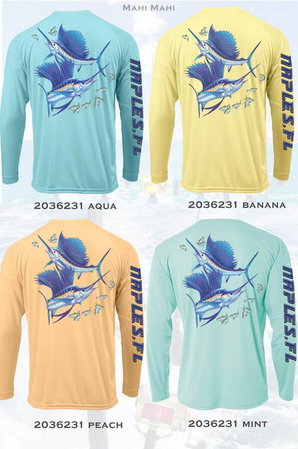 Быстросохнущая рыболовная футболка с УФ-защитой, быстросохнущая рыболовная футболка с длинным рукавом и защитой от солнца, дизайнерская собственная рыболовная футболка