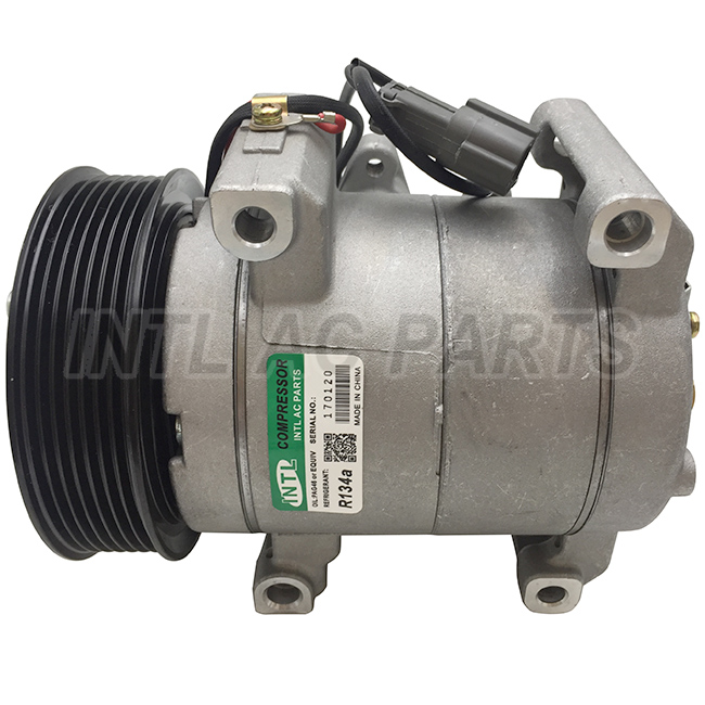 SP15  Auto Ac Compressor For MITSUBISHI FUSO Brand new High quality