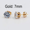 Gold 7mm