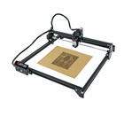 MINI ORTUR Laser Engraver 7W 15W 20W CNC Desktop Wood /Bamboo/Leather/Stone/Ceramic/ Paperboard Laser Cutter Engraving Machine