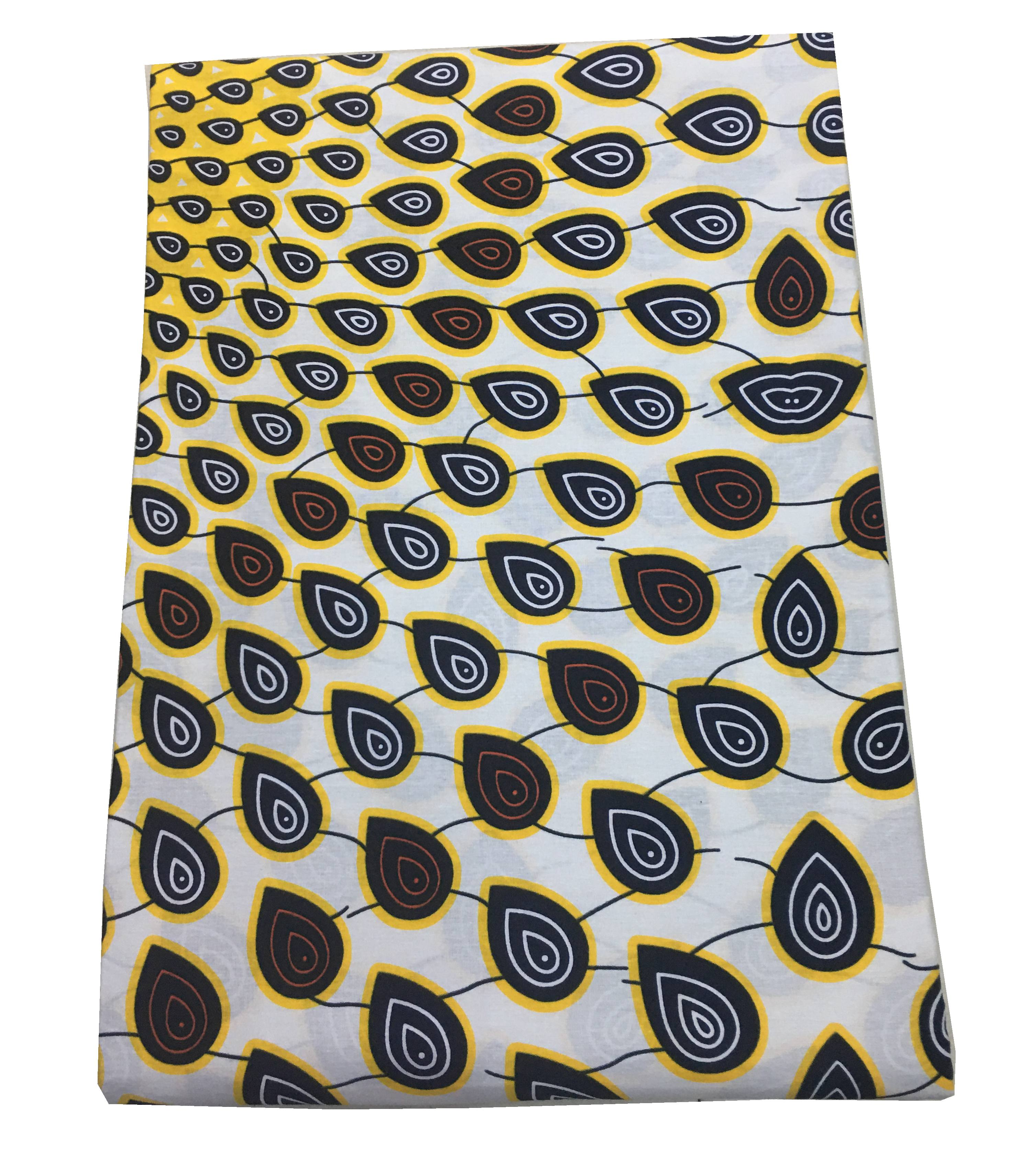 100% cotton New Style Ankara African Prints Fabric Duct Hollandais african