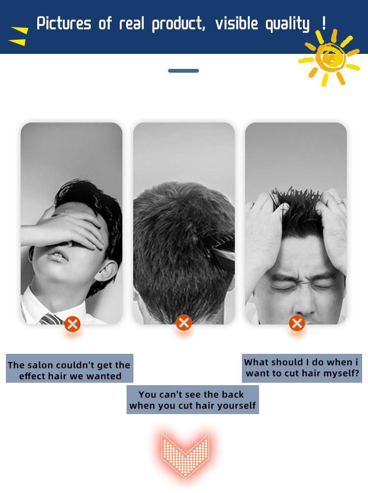 China Self Cut Mirrors, 3 Way Mirrors Haircut Manufacturer