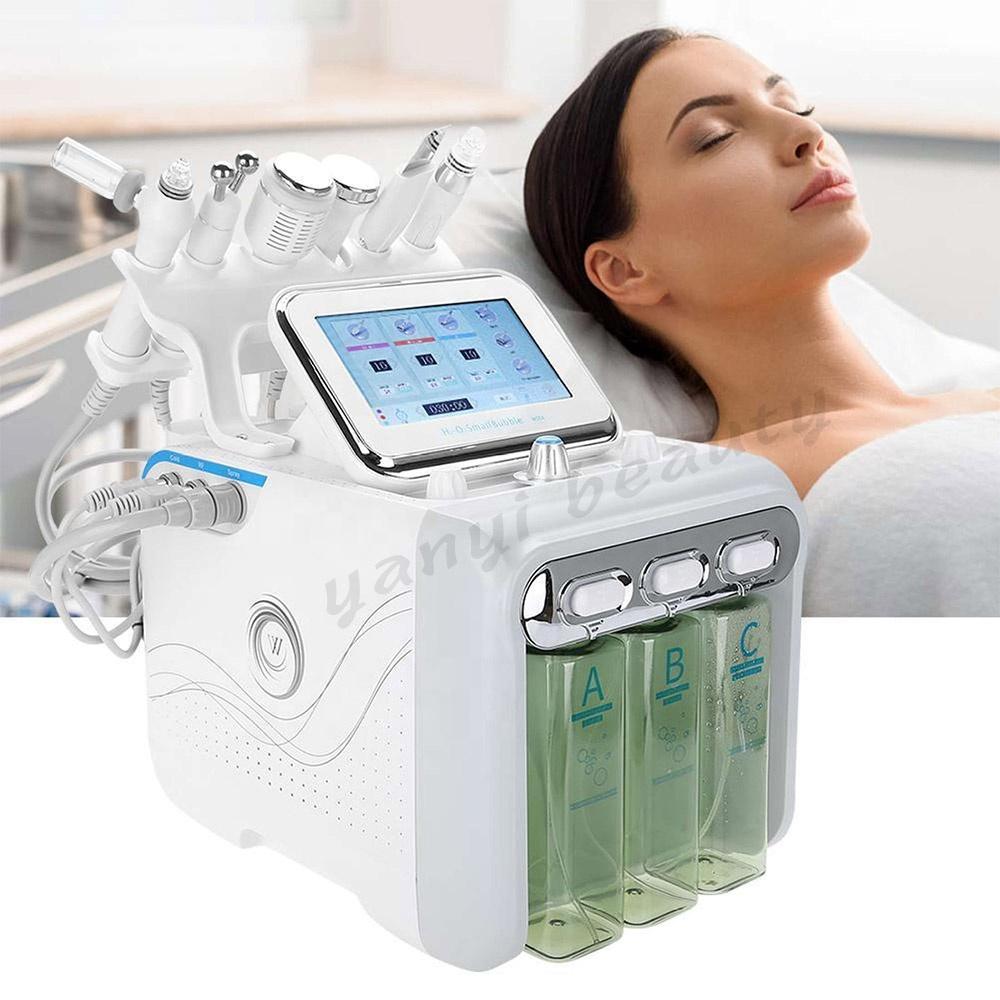 Высококачественная кислородная машина для лица YanYi, косметическая ДЕРМАЛЬНАЯ инфузионная гидравлическая машина для дермабразии