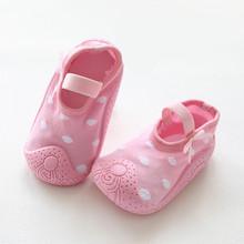 Обувь для малышей; Обувь для девочек; Обувь для малышей; Мягкие Нескользящие ботиночки для малышей; Кроссовки для девочек; Резиновые носки д...(China)
