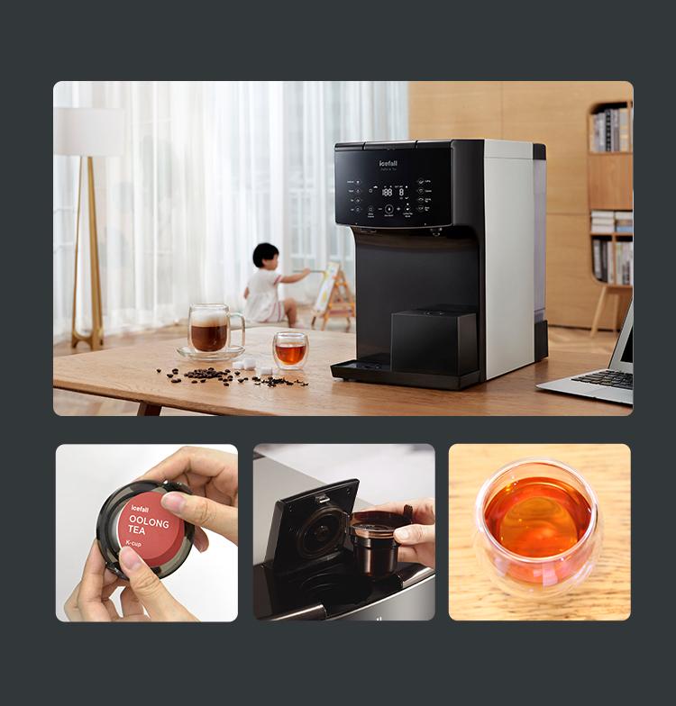 Chinese Famous Tea Brands Fujian Wuyi Da Hong Pao Tea/ Oolong Tea in capsule - 4uTea | 4uTea.com