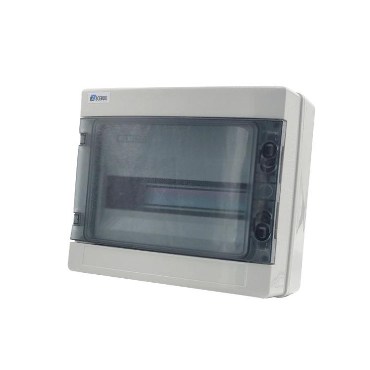 ZCEBOX распределительное оборудование питания распределительная коробка 12 способов