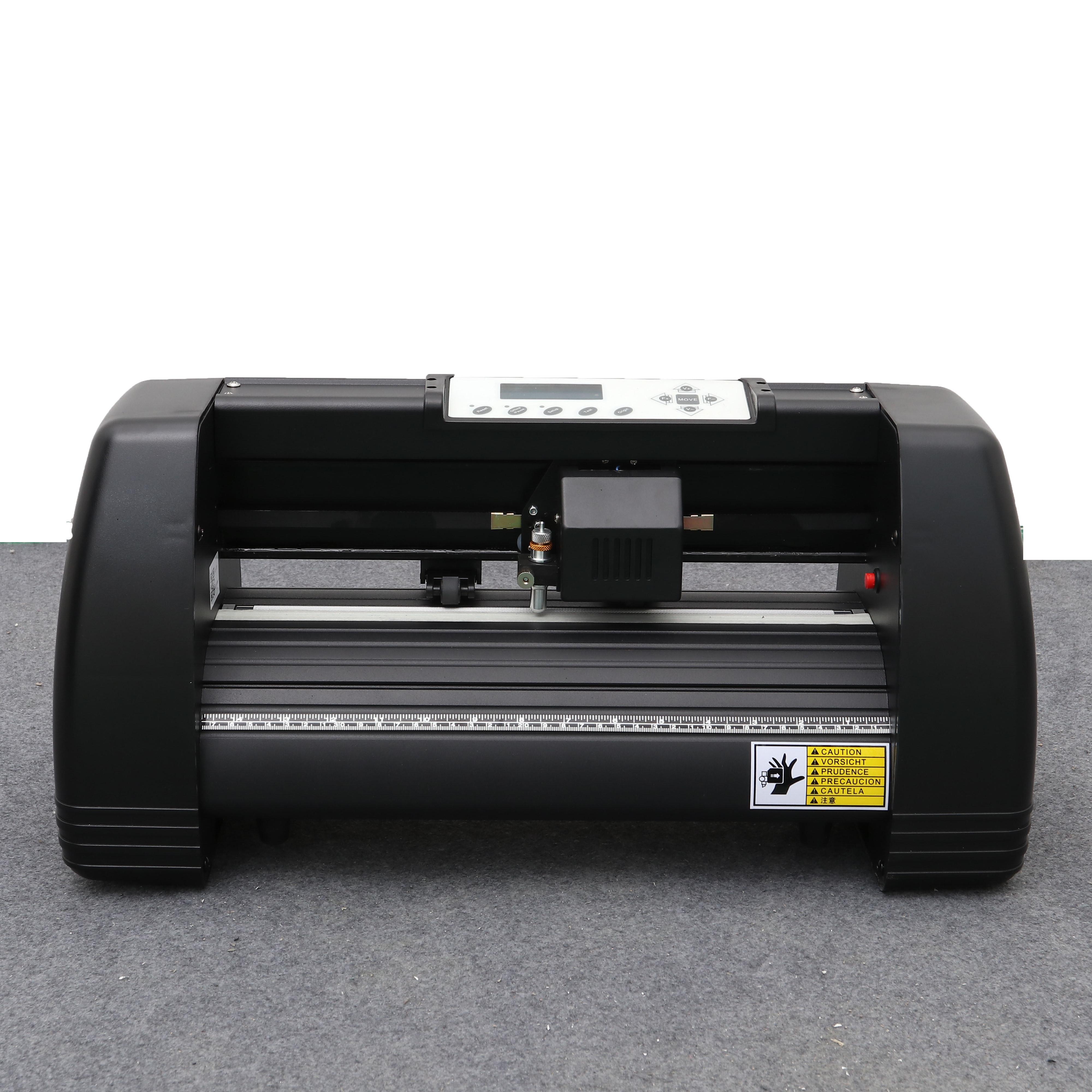 E-CUT 12 ''Настольный виниловый плоттер 375 мм