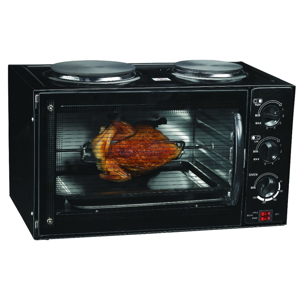 Electric Oven With Hotplate Electric Stove Hot Plate Cooking Plate Electric Oven Electric Burner