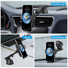 Holder Sticky Pad Dashboard Car Phone Holder 2021Upgraded Suction Cup Phone Holder For Windshield Dashboard Sturdy Suction Cup Car Phone Mount With Strong Sticky Gel Pad
