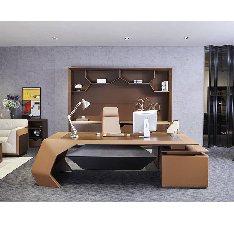 Hot Sale Modern Executive Fancy Desk Luxury Office Furniture Ho2 Ceo Boss Table Desk Foshan Office Furniture Supplier View Luxury Office Furniture Jiulongyousheng Product Details From Foshan City Nanhai Jiulong Yousheng Office