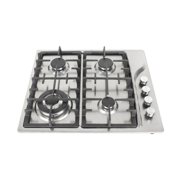 zhongshan Supplier Best Blue Flame Gas Cooker Brands Stainless Steel Gas Stove/built in Gas Stove/4 Burner Gas Stove