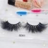 25mm Fluffy lashes 8D01