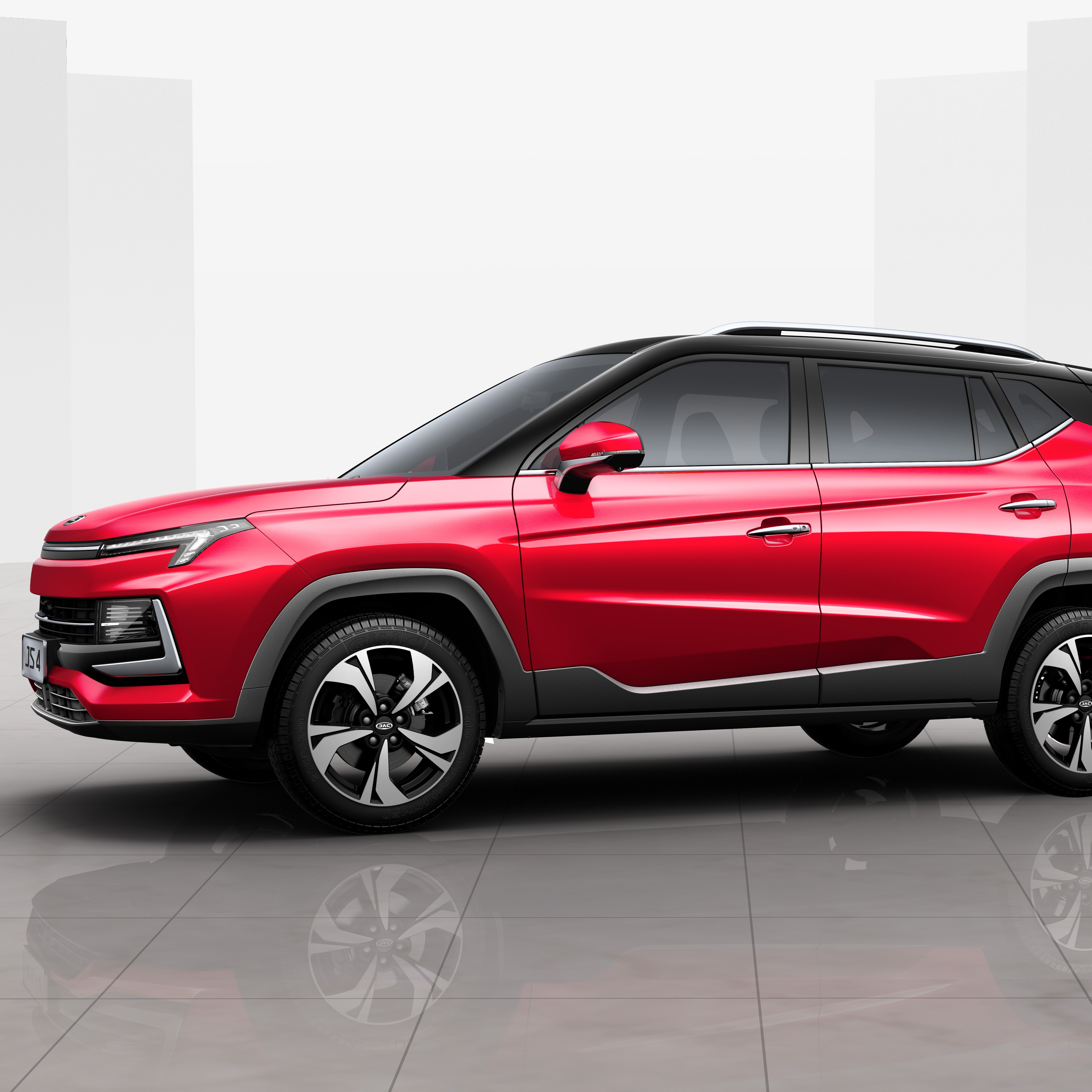 JAC горячая Распродажа и новый дизайн SUV JS4 JIANGHUAI автомобили