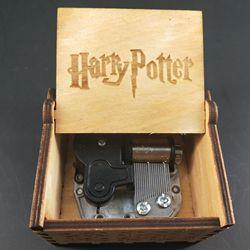 Stock New Design Auto Wind Up Harry Potter Music Box