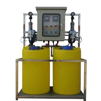 Swimming Pool Filter Equipment Water Chemical Dosing System