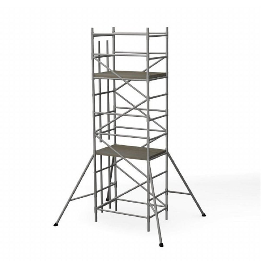 12M New Style Mobile Trabattello Scaffold Aluminium Access Industrial Scaffolding Tube Frames Tower