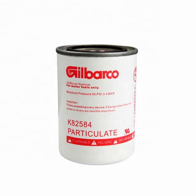 Gilbarco K82584 Filter Fuel Pump Diesel for Tankers