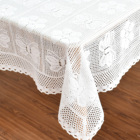 Wedding New Product Lace Tablecloth Family Tablecloth Round Wedding Tablecloth