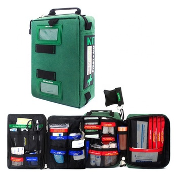 255PCS Multi-Purpose First Aid Kits For Outdoor Homes Car Trips Schools Hiking Trips And Portable Medical Emergency kit
