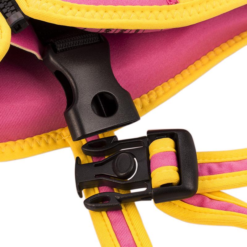 Custom Youth Neoprene Kayaking Vest Floating Lifejacket Buoyancy Aid Clothing