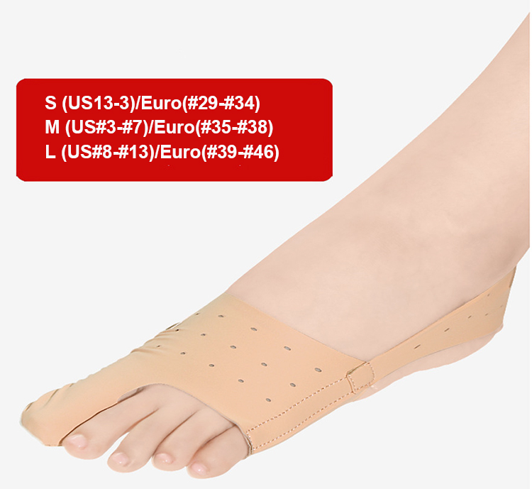 Лидер продаж на Amazon, корректор большого пальца ноги при вальгусной деформации для облегчения боли