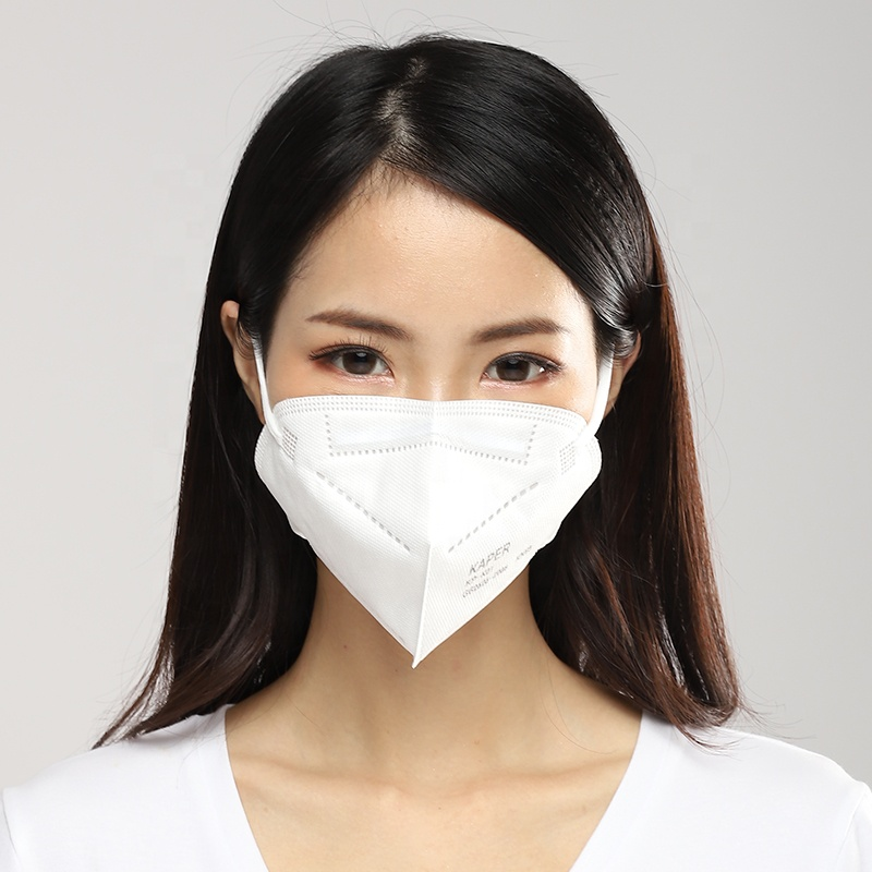 New Style Non-Woven Anti Dust Earloop Protective Mask Kn95 FPP2 Mascarilla For Wholesale - KingCare | KingCare.net