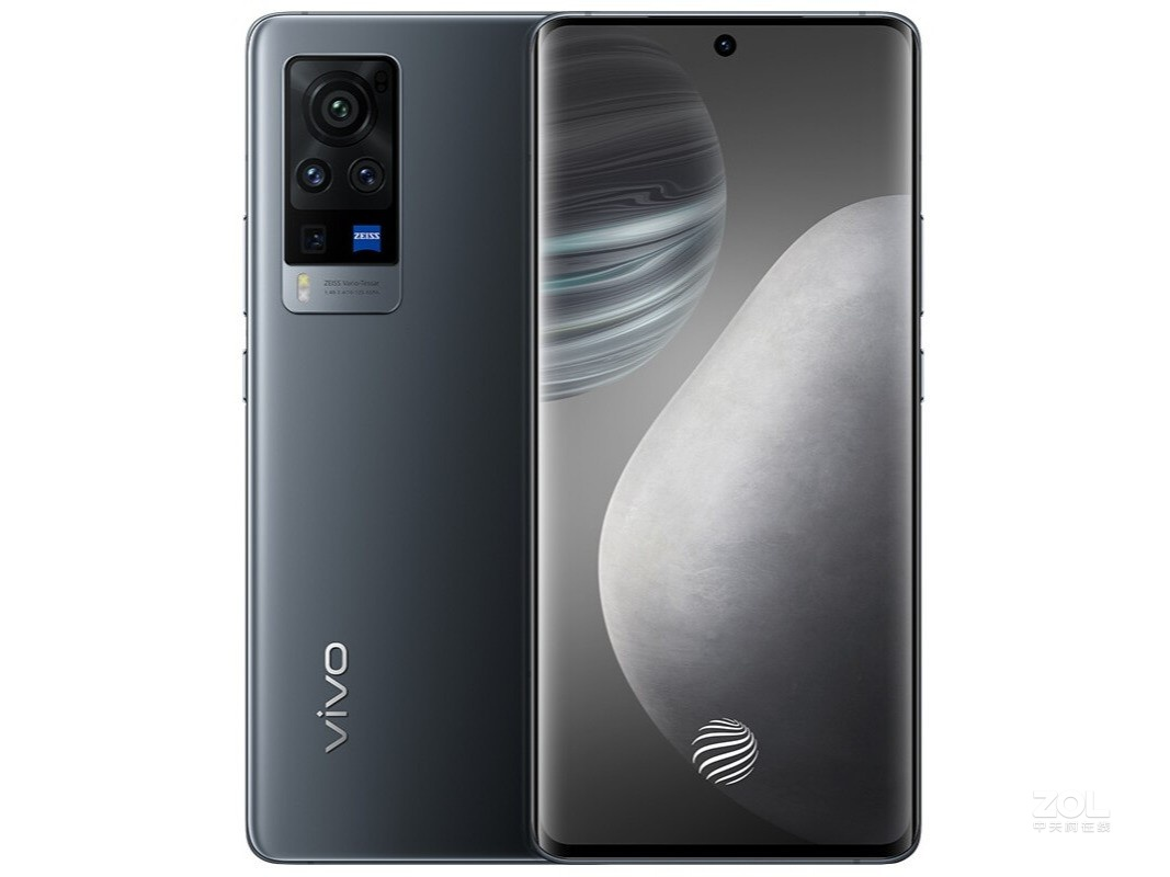 Original Vivo X60 Pro 5G Cell Phone Exynos 1080 7.36mm Thick Core 6.56inch AMOLED 120Hz Rate Reflash 48.0MP 4200mAh Battery