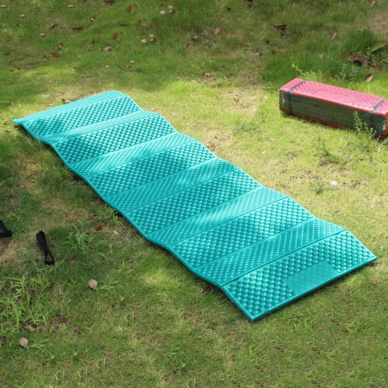 Легкий уличный матрас, складной портативный коврик из пенополиуретана XPE для кемпинга, коврик для сна