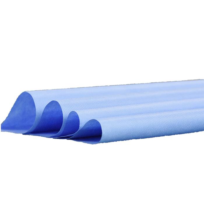 45gsm SMS легко поглощают воду, Нетканая ткань поглощающая влагу ткань