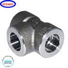 Sfenry Forged ASME B16.11 Carbon Steel 3000 LB A105 SW Socket Weld Tee