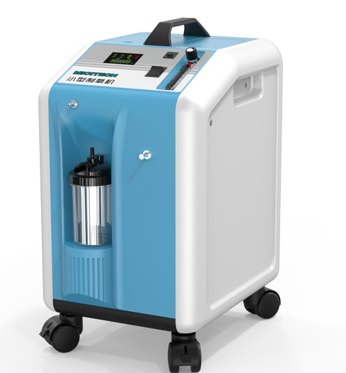 OEM ODM factory prices 5L high flow and 95% purity oxygen concentrator for sale in Foshan - KingCare | KingCare.net