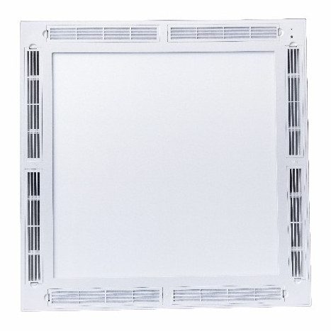 2 X 2   UVClean air purify led panel light with stock