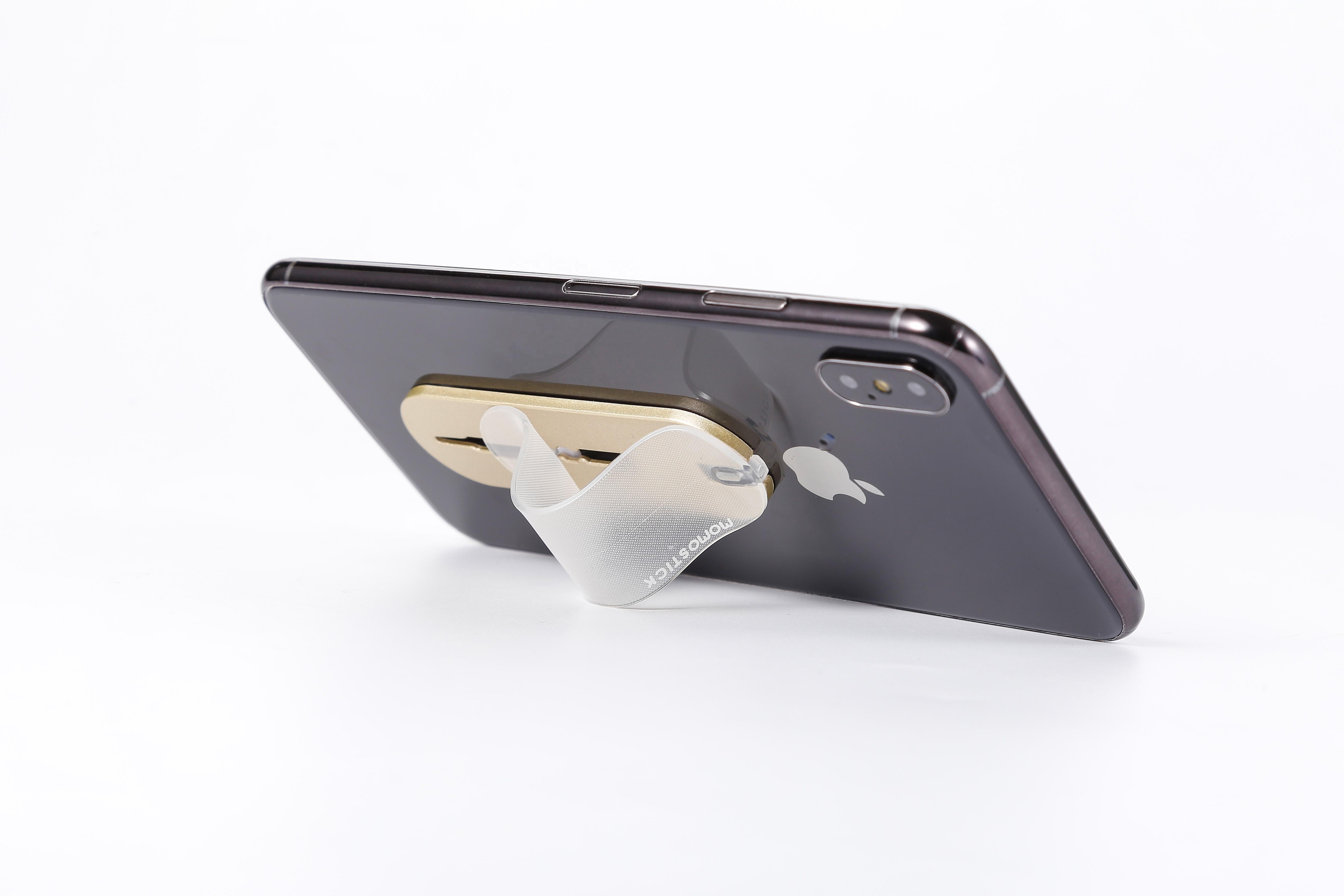 Kindle Tablet Car Vent Holder Sticky Gel Pad Stand Cellphone Support Finger Grip Clip Car Mobile Phone Bracket
