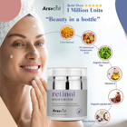 Cream Private Label Skin Care Product Day And Night Anti Aging Wrinkle Moisturizer Hyaluronic Acid Retinol Face Cream