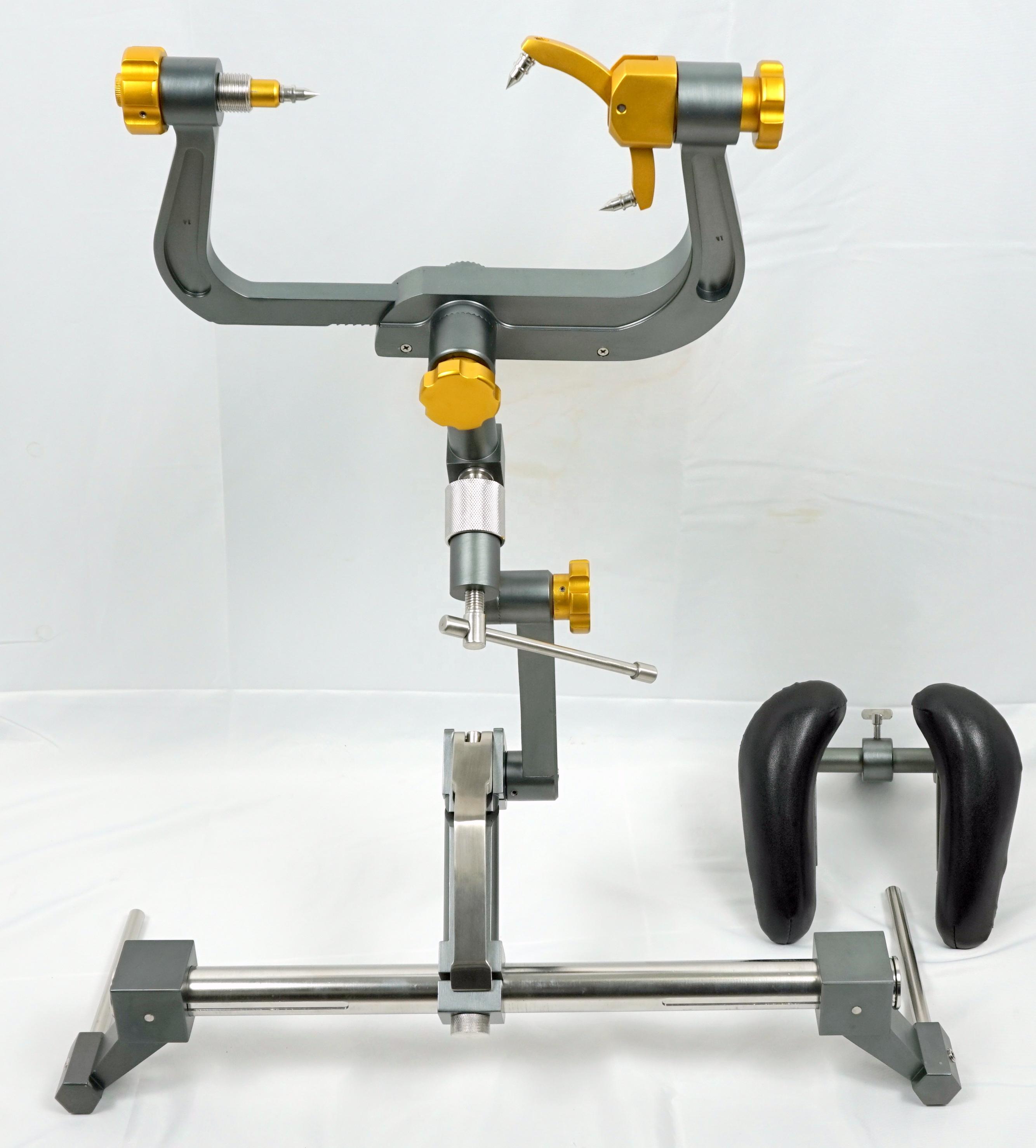 Aluminum Alloy Mayfield Skull Clamp/Neurosurgery Operating Table Head Clamp Mayfield Skull Holder HXY-TJ-005