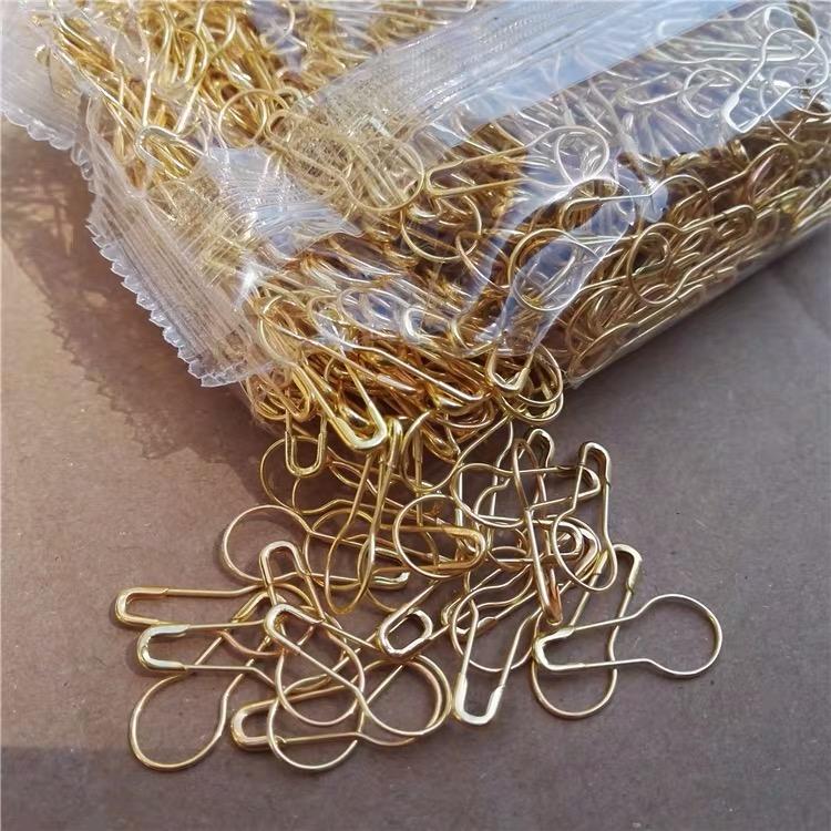 Calabash защитные булавки в виде тыквы, аксессуары для одежды в упаковке 1000 шт.