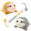 Orange Gray Sloth