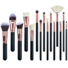 15pcs makeup brush