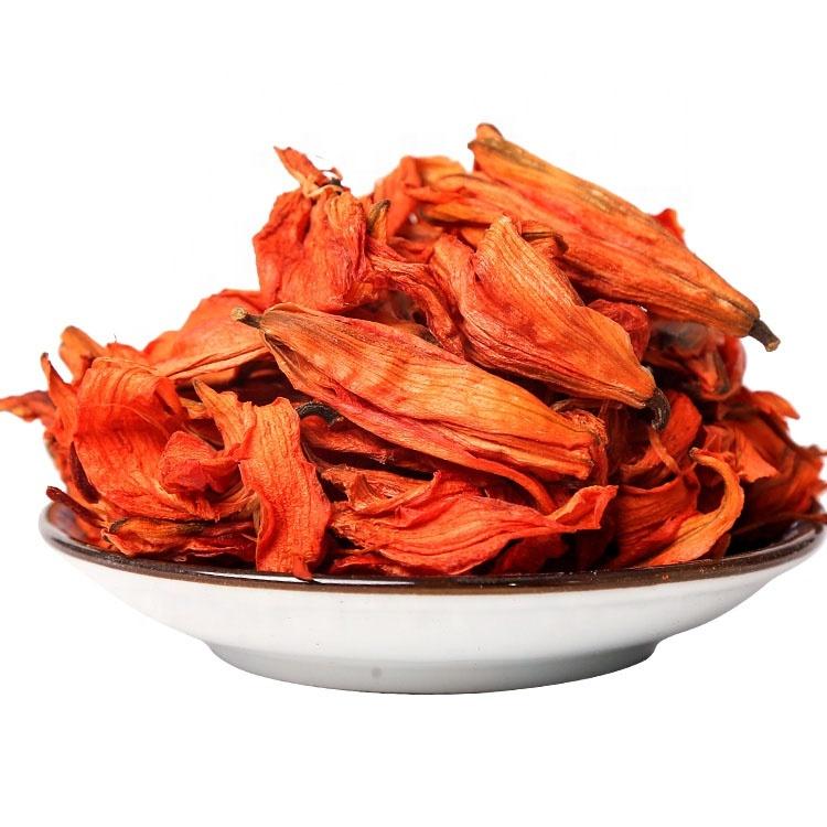 Bai He Hua Cha Dried Relieving Cough Lily Flower Tea - 4uTea | 4uTea.com