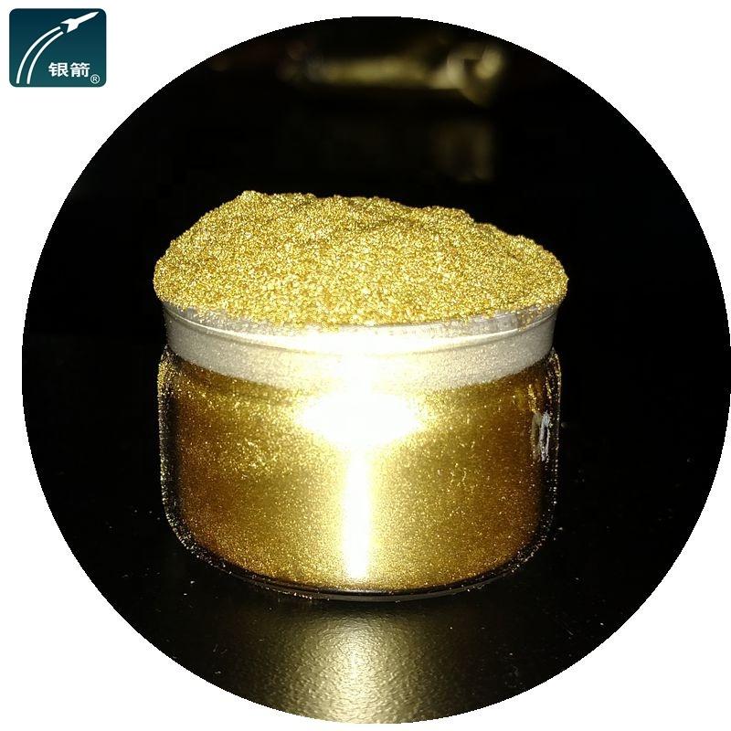 Насыщенный бледно-золотой медный порошок для печати