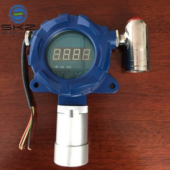 high accuracy 0-100ppm Ethanol C2H5OH gas monitor fixed online competitive price