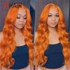 color lace wig