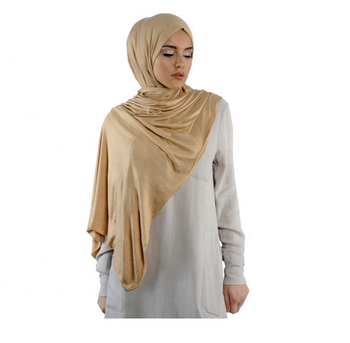 2021 Wholesale High quality Muslim Cotton Jersey scarf 20 Colours Collection Solid Plain premium Jersey Hijab scarf