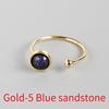 Gold-5 Blue sandstone