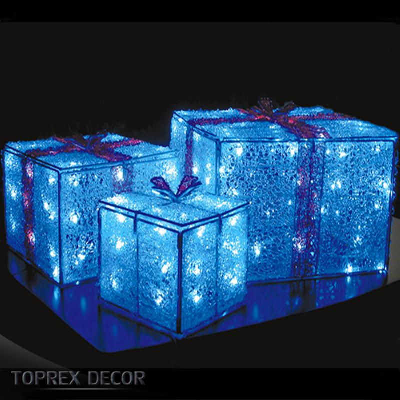 Decorative wedding favor gift box