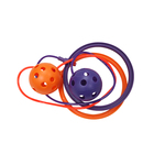 Sports Kids Active Toy Plastic Ankle hoops swing ball