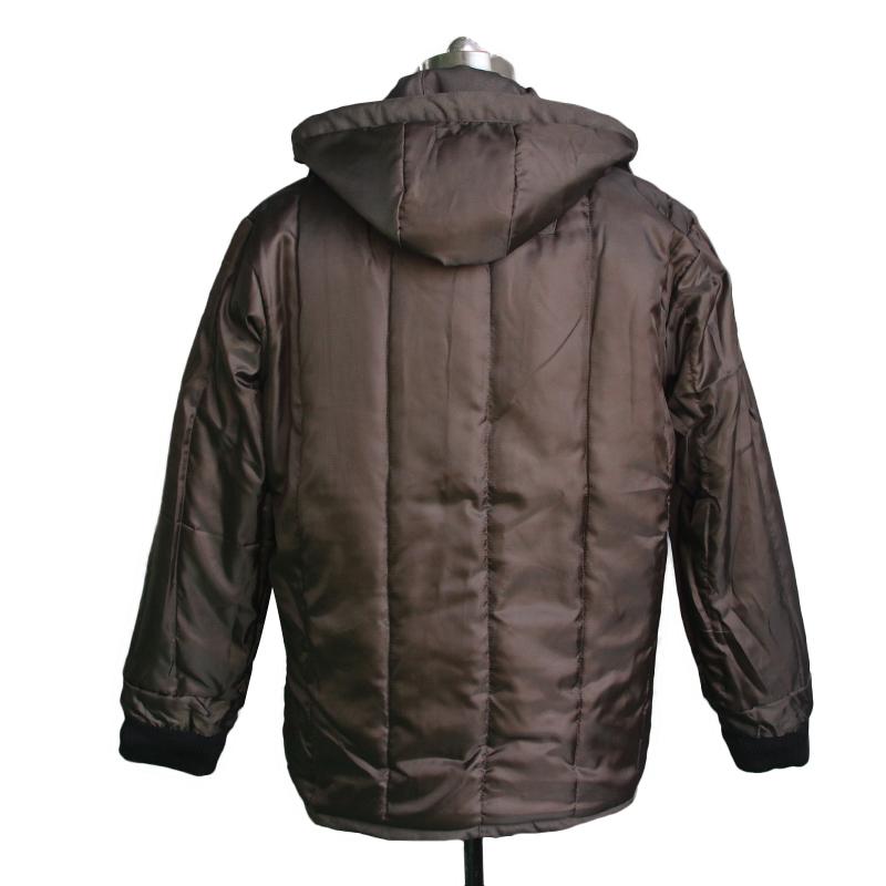 Лидер продаж, стильная мужская джинсовая куртка от поставщика, мужское пальто, стеганая куртка, хлопковая оболочка из Китая для зимы, обслуживание OEM, черная куртка на заказ