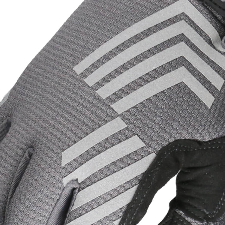 Touch screen high-end custom synthetic leather gereral work gloves