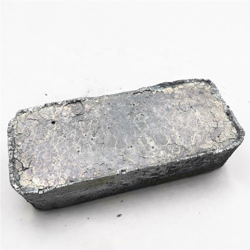 High Purity Bismuth Ingot 99.99% with Lowest Price Factory Supply